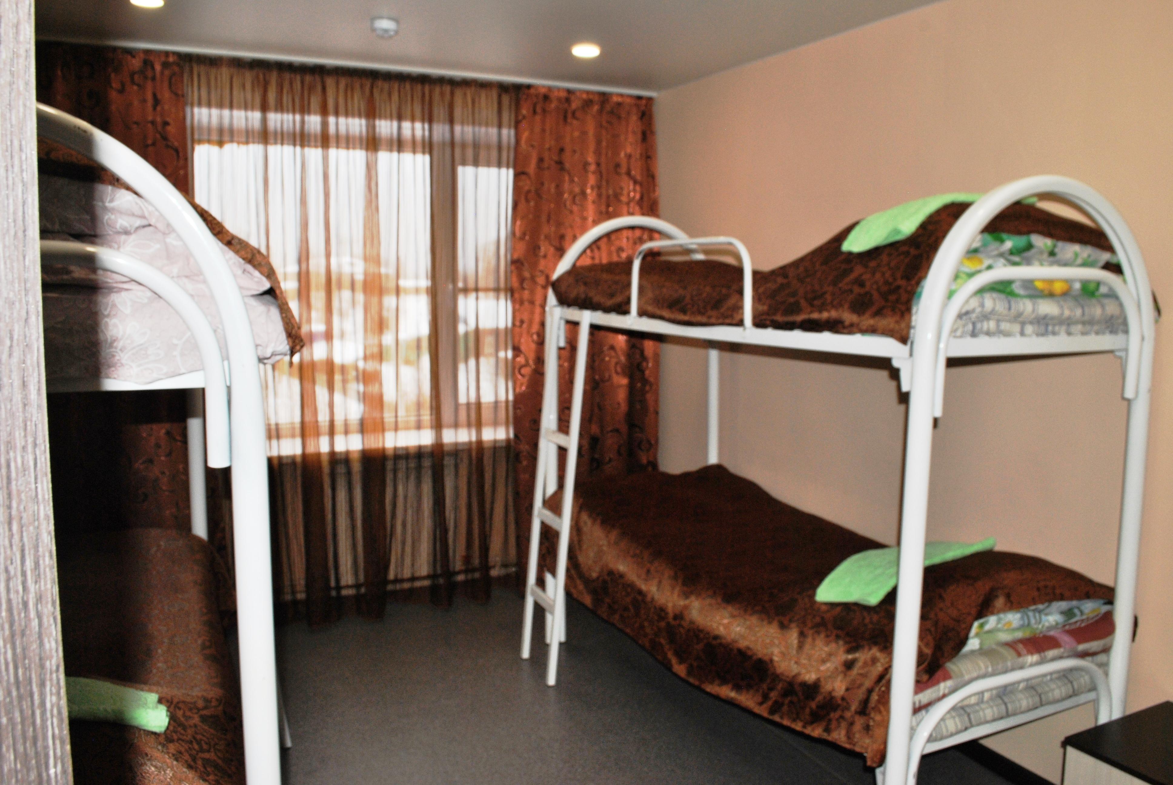 Спальное место в хостеле