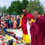 Ступа буддийская Танхой